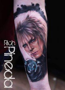 Los angeles portrait tattoo artist