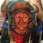 Los Angeles Tattoo Artist Roman Abrego 2