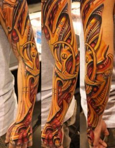 Best 3d realism tattoo artists top shops studios for Tattoo shops los angeles