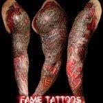 Miami Tattoo Artist Omar Gonzalez 4