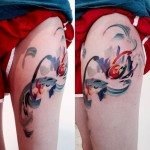 NYC Tattoo Artist Amanda Wachob 1