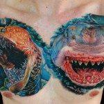 Portland Tattoo Artist Cecil Porter 4