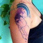 San Diego Tattoo Artist Briana 2