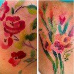 San Diego Tattoo Artist Briana 4