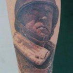 Troy Tattoo Artist Tom Renshaw 1