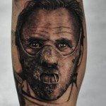 Austin Tattoo Artist Trent Valleau 1