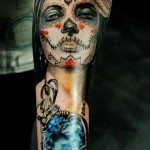 Austin Tattoo Artist Trent Valleau 2