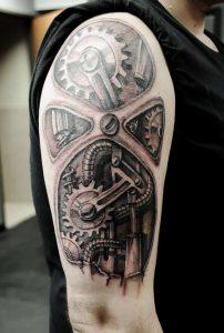 austin tattoo artist trent valleau 3