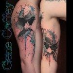 Brooklyn Tattoo Artist Gene Coffey 2