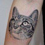 Houston Tattoo Artist Nate Beavers 1