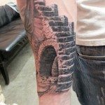 Houston Tattoo Artist Nate Beavers 2