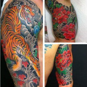 Japanese tattoo artist in miami
