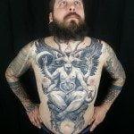 Pittsburgh Tattoo Artist Jason Angst 1