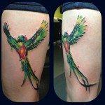 San Francisco Tattoo Artist Deanna Wardin 3