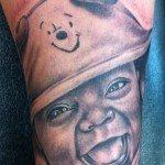 Virginia Beach Tattoo Artist Cliff Evans 2