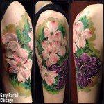 Chicago Tattoo Artist Gary Parisi 1
