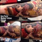 Chicago Tattoo Artist Gary Parisi 2