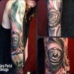 Chicago Tattoo Artist Gary Parisi 3