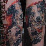 Portland Tattoo Artist Ryan Burke 2