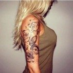 arm-tattoo-for-girls-22