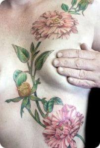 Chest Tattoo 1