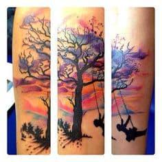 Cloud Tattoo 16