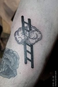 Cloud Tattoo 27