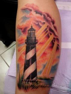 Cloud Tattoo 8