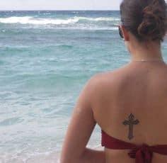 Cross Tattoo 11