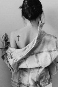 Cross Tattoo 27