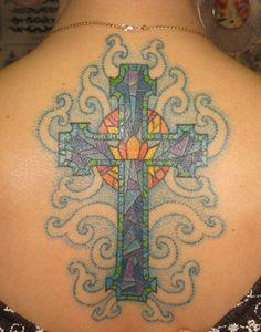Cross Tattoo 29