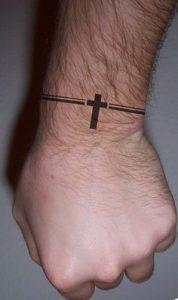 Cross Tattoo 30