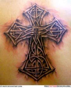 Cross Tattoo 53