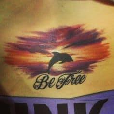 Dolphin Tattoo 18