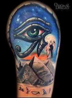 Eye Tattoo 1