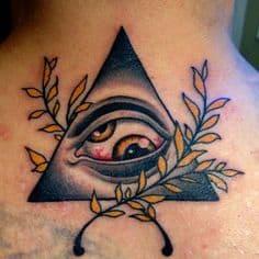 Eye Tattoo 10