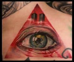 Eye Tattoo 11