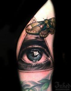 Eye Tattoo 15