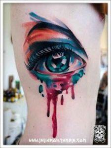 Eye Tattoo 16