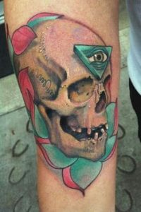 Eye Tattoo 17