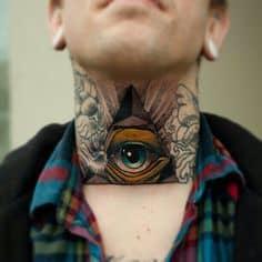 Eye Tattoo 19