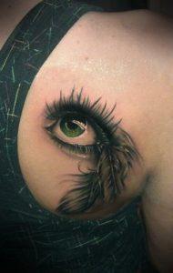 Eye Tattoo 20