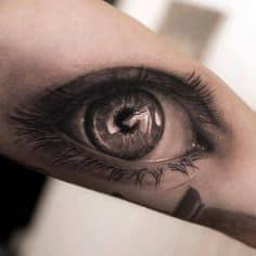 Eye Tattoo 22