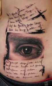Eye Tattoo 25