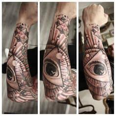Eye Tattoo 26