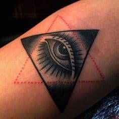 Eye Tattoo 27