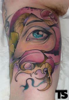 Eye Tattoo 28