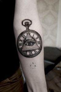 Eye Tattoo 29