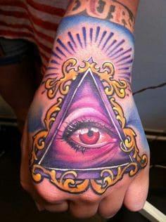 Eye Tattoo 3