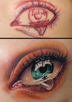 Eye Tattoo 30
